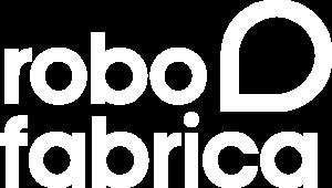 Logo Robo Fabrica, plateforme de création et suivi de robots conversationnels